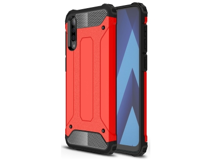 Impact Case for Samsung Galaxy A70 - Red Impact Case
