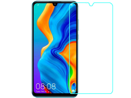 Flat Tempered Glass Screen Protector for Huawei P30 Lite - Screen Protector