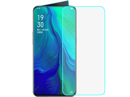 Flat Tempered Glass Screen Protector for Oppo Reno 10x Zoom - Screen Protector