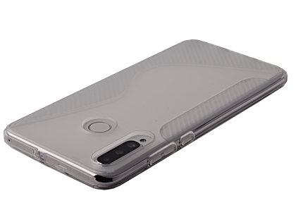 Wave Case for Huawei P30 Lite - Clear Soft Cover