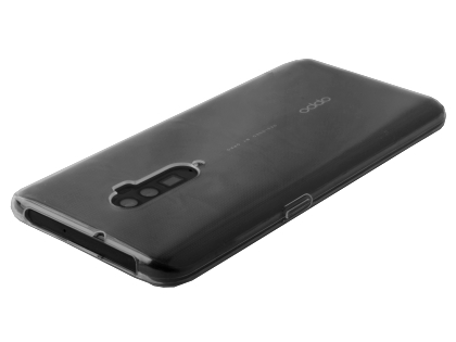 Ultra Thin Gel Case for OPPO Reno 10x zoom - Clear Soft Cover