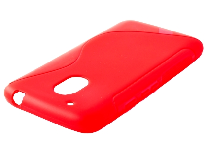Wave Case for Motorola Moto G4 Play - Red Soft Cover