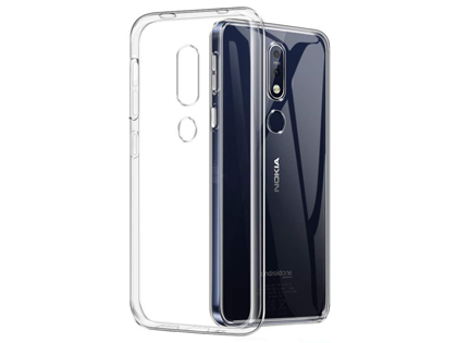 Ultra Thin Gel Case for Nokia 4.2 - Clear Soft Cover