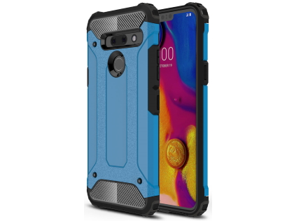 Impact Case for LG G8 ThinQ - Blue Impact Case