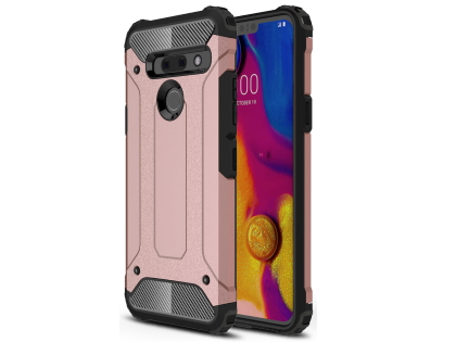 Impact Case for LG G8 ThinQ - Rose Gold Impact Case