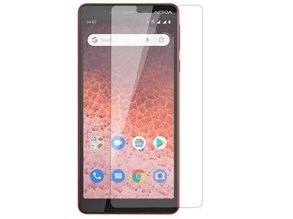 Flat Tempered Glass Screen Protector for Nokia 1 Plus - Screen Protector