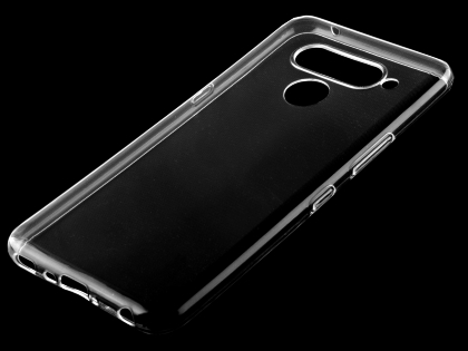 Ultra Thin Gel Case for LG V50 ThinQ 5G - Clear Soft Cover