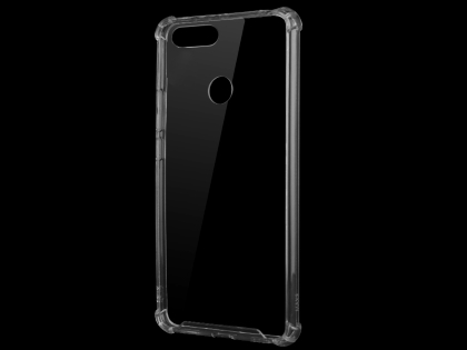 Gel Case with Bumper Edges for Xiaomi Mi A1 - Clear Soft Cover