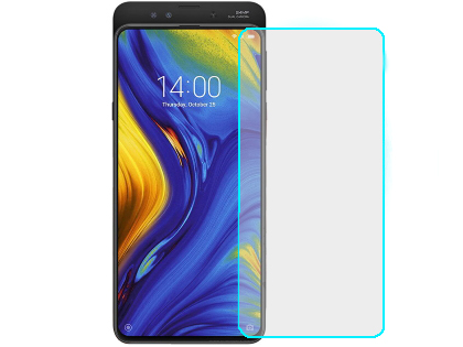 Flat Tempered Glass Screen Protector for Xiaomi Mi Mix 3 5G - Screen Protector