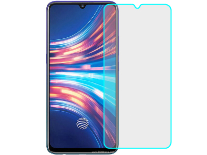 Flat Tempered Glass Screen Protector for vivo S1 - Screen Protector