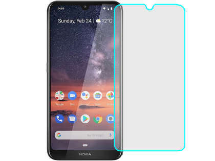 Flat Tempered Glass Screen Protector for Nokia 3.2 - Screen Protector