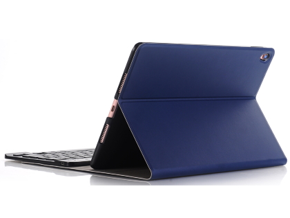 Keyboard and Case for iPad 7th Gen - Midnight Blue Keyboard
