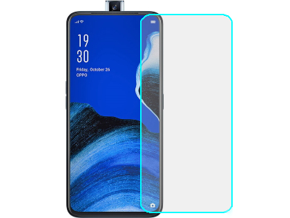 Flat Tempered Glass Screen Protector for Oppo Reno2 Z - Screen Protector