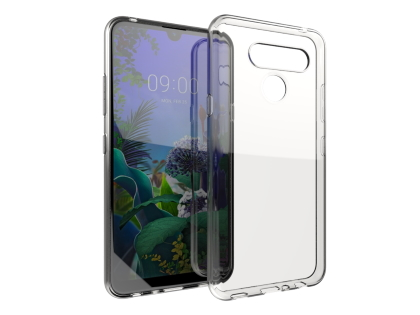 Ultra Thin Gel Case for LG Q60 - Clear Soft Cover