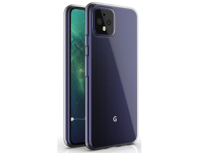 Ultra Thin Gel Case for Google Pixel 4 - Clear Soft Cover