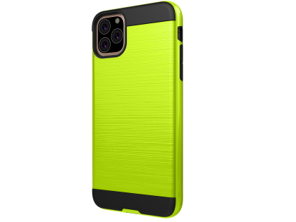 Impact Case for iPhone 11 Pro Max - Neon Lime Impact Case