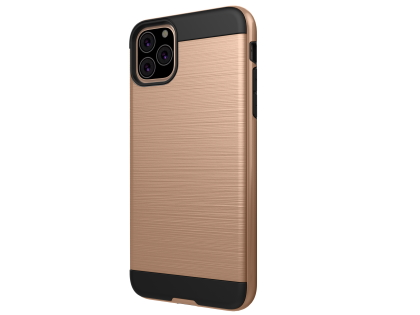 Impact Case for iPhone 11 Pro Max - Gold Impact Case