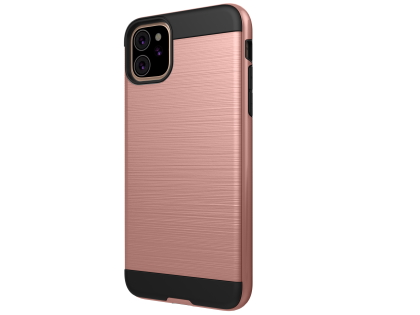 Impact Case for iPhone 11 - Rose Gold Impact Case
