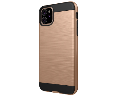 Impact Case for iPhone 11 - Gold Impact Case
