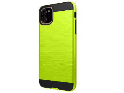 Impact Case for iPhone 11 - Neon Lime Impact Case