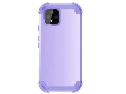 Defender Case for Google Pixel 4 - Lilac Impact Case