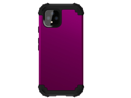 Defender Case for Google Pixel 4 - Plum Impact Case