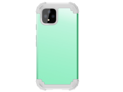 Defender Case for Google Pixel 4 - Mint Impact Case