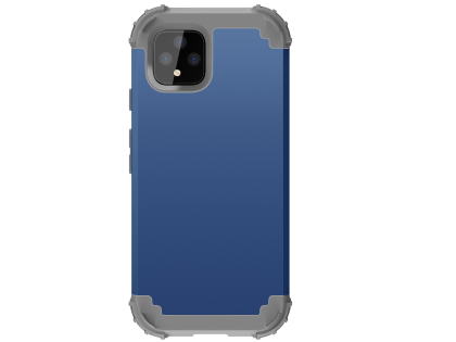 Defender Case for Google Pixel 4 - Navy Impact Case