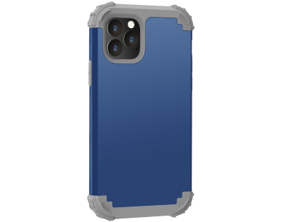 Defender Case for iPhone 11 Pro - Navy Impact Case