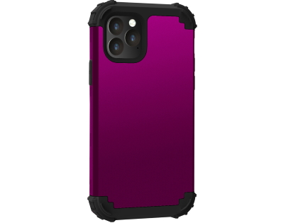 Defender Case for iPhone 11 Pro - Plum Impact Case