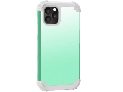Defender Case for iPhone 11 Pro Max - Mint Impact Case
