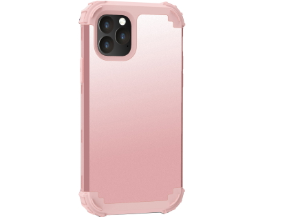 Defender Case for iPhone 11 Pro Max - Pink Impact Case