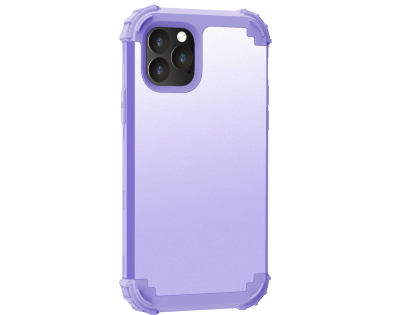 Defender Case for iPhone 11 - Lilac Impact Case
