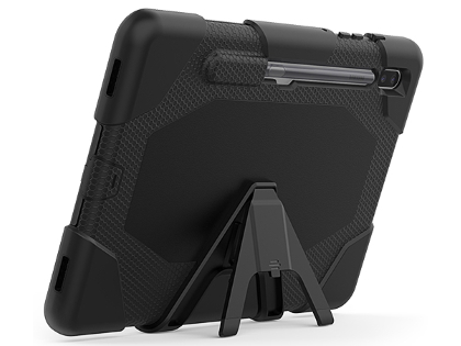 Rugged Impact Case for Samsung Galaxy Tab S6 - Classic Black Impact Case