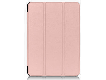 Synthetic Leather Flip Case with Stand for iPad Pro 10.5 - Rose Gold