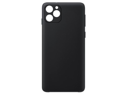 Silicone Case for Apple iPhone 11 - Black Soft Cover