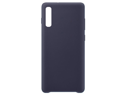 Silicone Case for Samsung Galaxy A50 - Blue Soft Cover