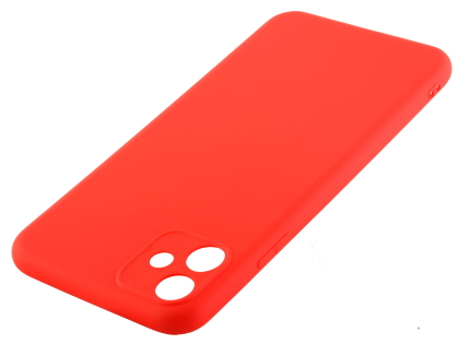 Silicone Case for Apple iPhone 11 - Red