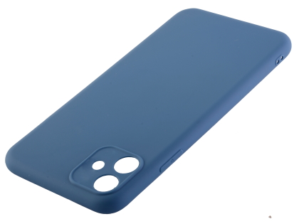 Silicone Case for Apple iPhone 11 - Blue