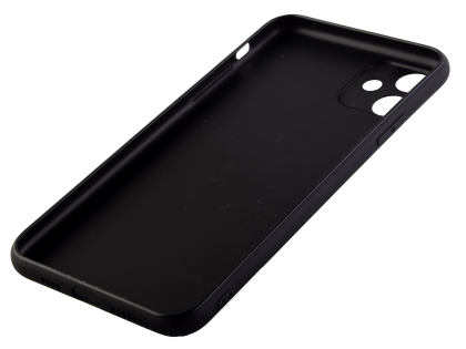 Silicone Case for Apple iPhone 11 - Black