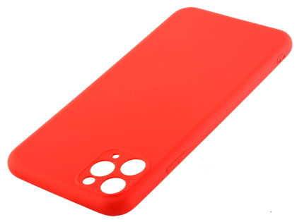 Silicone Case for Apple iPhone 11 Pro - Red