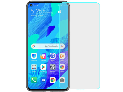 Flat Tempered Glass Screen Protector for Huawei Nova 5T - Screen Protector