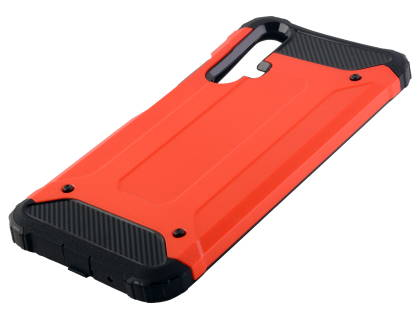 Impact Case for Huawei Nova 5T - Red Impact Case