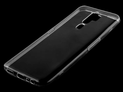 Ultra Thin Gel Case for OPPO A9 (2020) - Clear Soft Cover