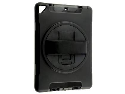 Rugged Impact Case for iPad 7th Gen - Black