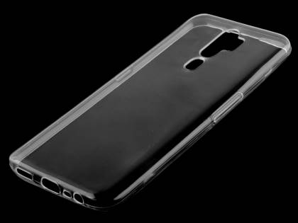 Ultra Thin Gel Case for OPPO A5 (2020) - Clear Soft Cover