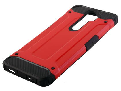 Impact Case for OPPO A5 (2020) - Red Impact Case