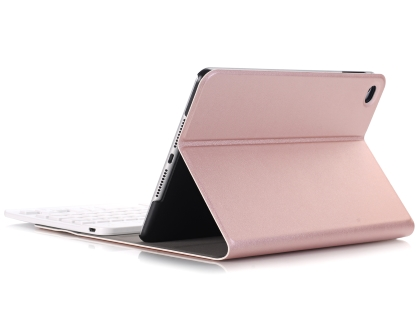 Keyboard and Case for Samsung Galaxy Tab A 8.0 (2019) - Rose Gold