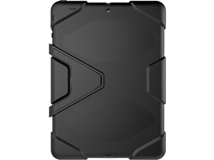 Rugged Impact Case for Apple iPad Air - Classic Black