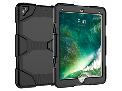 Rugged Impact Case for Apple iPad Pro 9.7 - Classic Black Impact Case